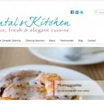 Chantals kitchen - website