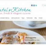 Chantals kitchen - website