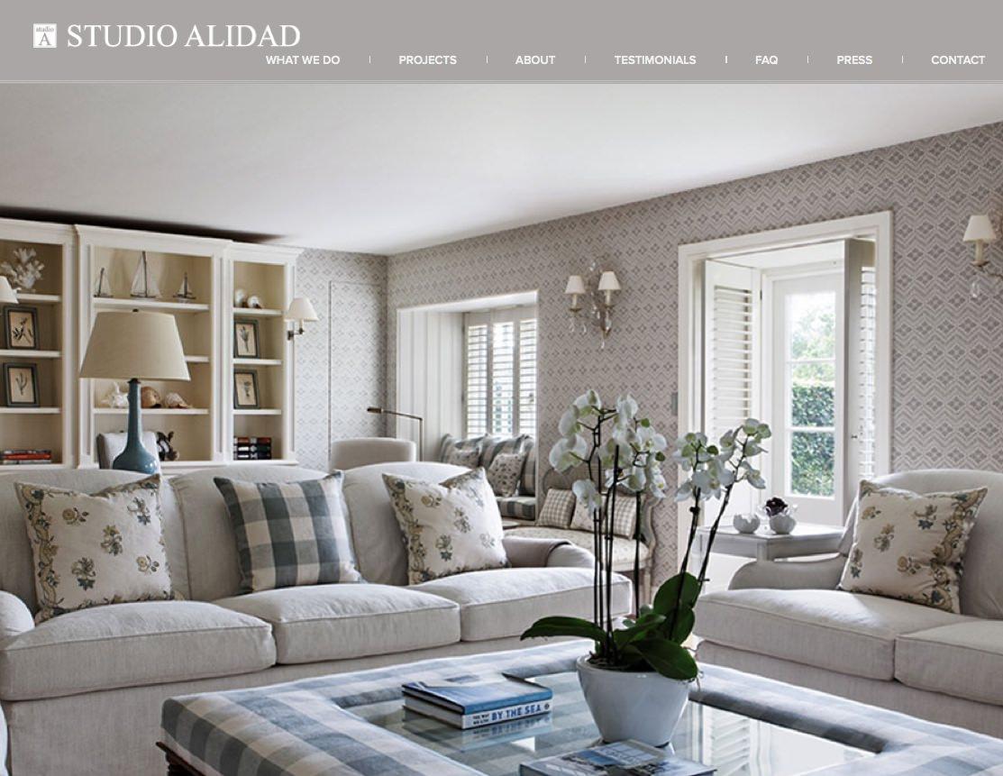 Studio Alidad – Residential Interior Designer